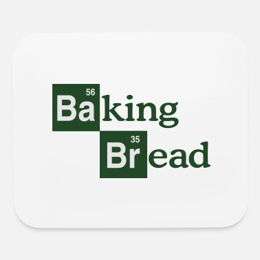 Skyler Baking Bread - Mouse Pad