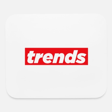 Trending Trends - Mouse Pad