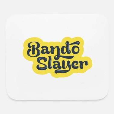 Le Drib BandoSlayer logo - great for drone pilots - Mouse Pad