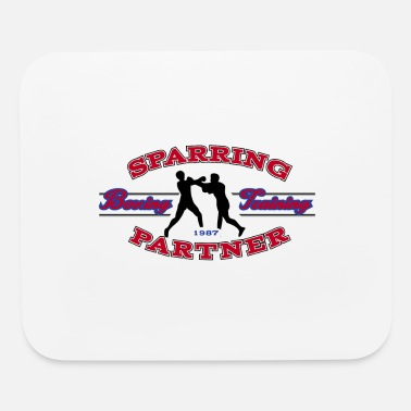 Sparring Sparring partner - Mouse Pad