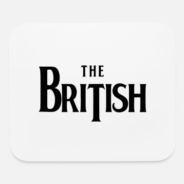British THE BRITISH - Mouse Pad