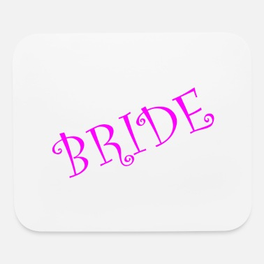 Bride bride - Mouse Pad