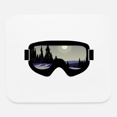Goggles Morning Goggles | Goggle Designs | DopeyArt - Mouse Pad