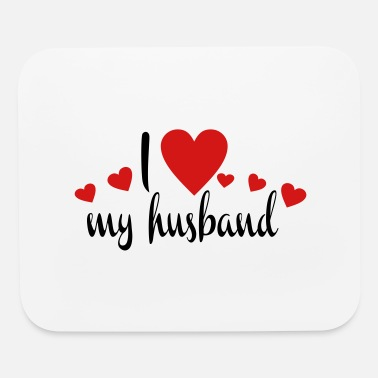 Husband husband - Mouse Pad
