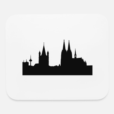 Cathedral Cathedral Illustration - Mouse Pad
