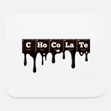Periodic Elements: CHoCoLaTe - Mouse Pad
