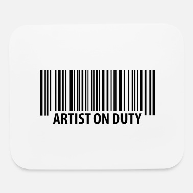 Duty Artist On Duty - Mouse Pad