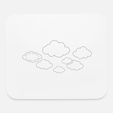 Cloud Clouds - Mouse Pad
