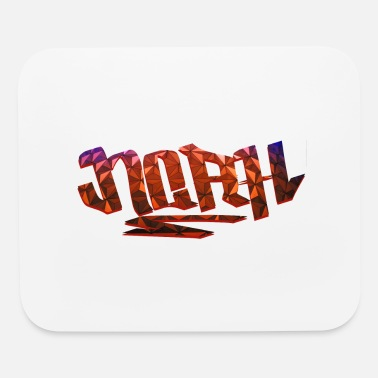 Birth Name Noah Name Design - Mouse Pad