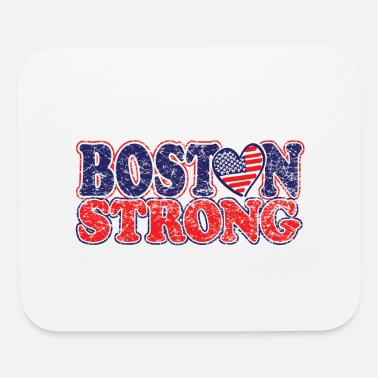 Boston Strong Boston Strong Distressed - Mouse Pad