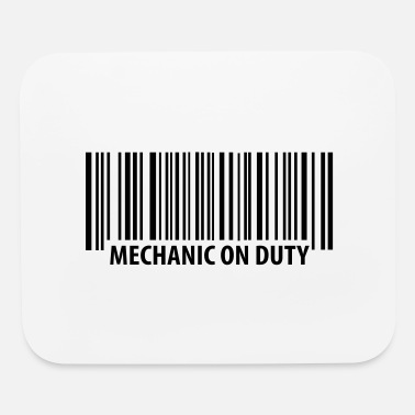 Duty Mechanic on Duty - Mouse Pad