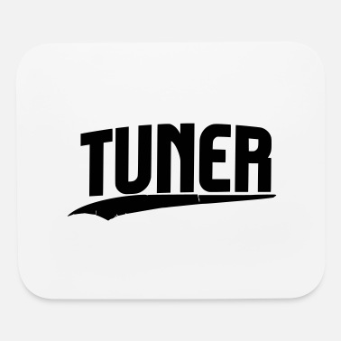 Tuner tuner motor - Mouse Pad
