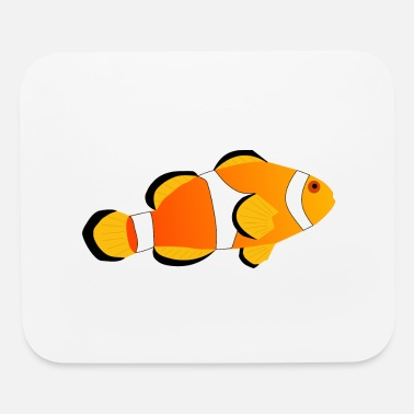 Tyros Clownfish - Mouse Pad