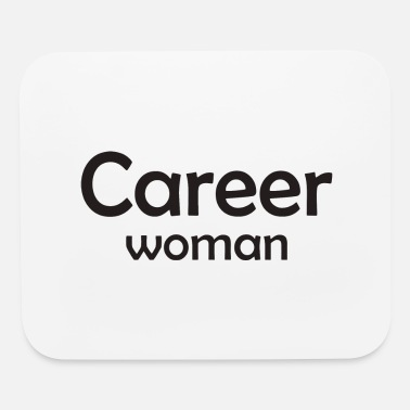 Career Career Woman - Mouse Pad