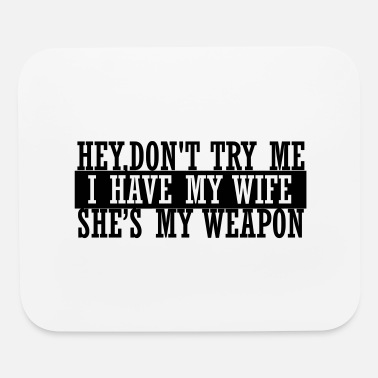 Marriage Marriage - Mouse Pad