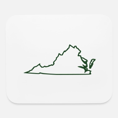 Virginia virginia - Mouse Pad
