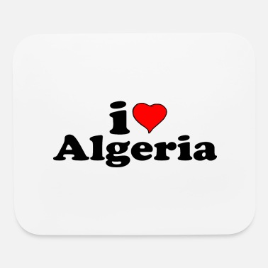 I love Algeria - Mouse Pad