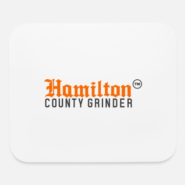 County HAMILTON COUNTY GRINDER - Mouse Pad