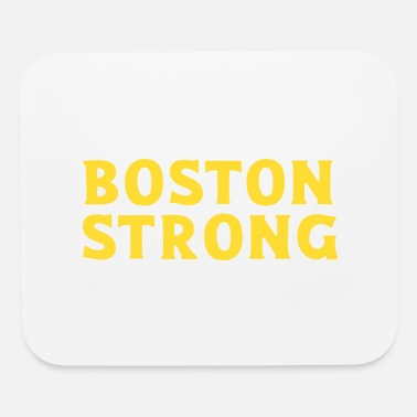 Boston Strong BOSTON strong - Mouse Pad