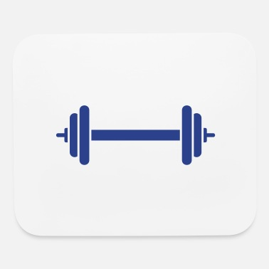Weights Weights - Mouse Pad