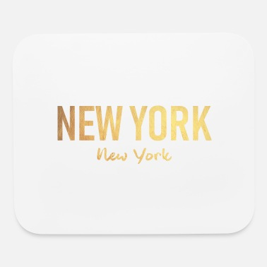 New York City New York - USA - United States - Brooklyn - Harlem - Mouse Pad