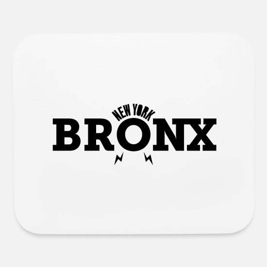 Bronx Mouse Pads - The Bronx Music - Mouse Pad white