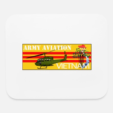 Army Aviation Army Aviation Vietnam - Mouse Pad