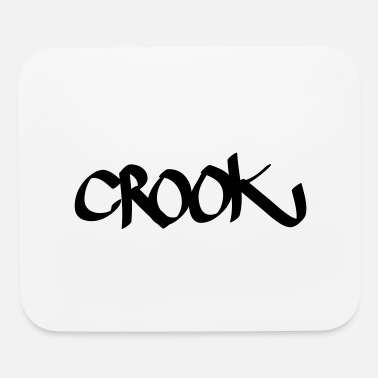 Crook crook - Mouse Pad