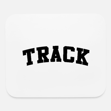 Tracking track - Mouse Pad