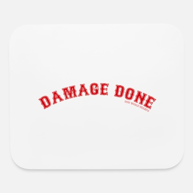 World Series Damage Done! | Boston World Series Champs 2018 - Mouse Pad