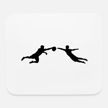 Ultimate Ultimate Frisbee men - Mouse Pad