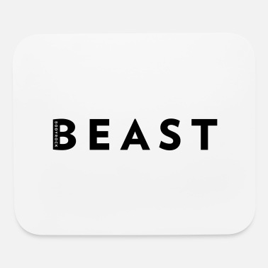 Beast BR Beast - Mouse Pad