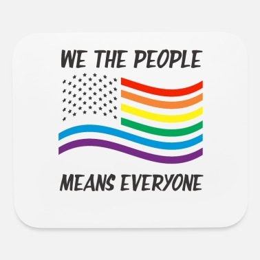 Miscellaneous LGBT people people rights politics gift USA - Mouse Pad