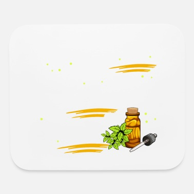 Oil Essential Oils - Mouse Pad