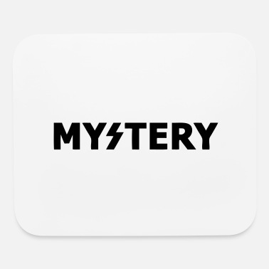 Mystery mystery - Mouse Pad