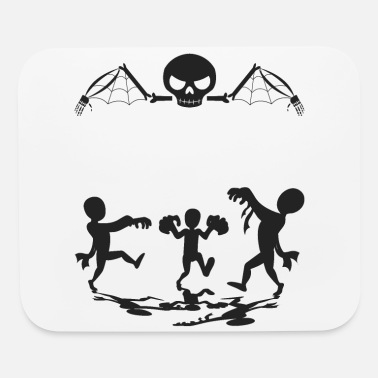 Undead Walking undead - Mouse Pad