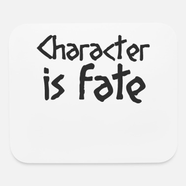 Fate Character is fate - Mouse Pad