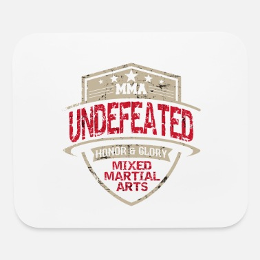 Grappling MMA Undefeated Grappling - Mouse Pad