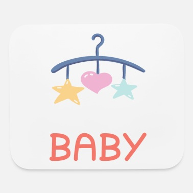 Baby Sayings Hello Baby Saying Cute Baby - Mouse Pad