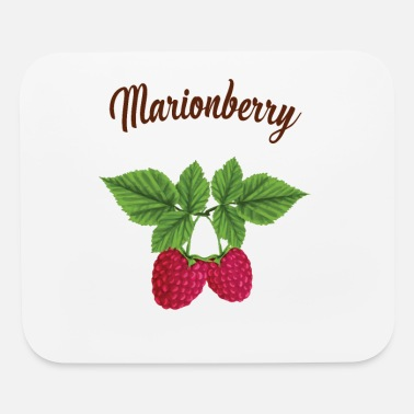 Witty Witty Marionberry - Mouse Pad