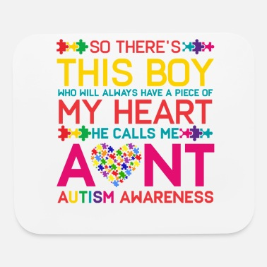 Autism Awareness Autism Brother Autism Awareness Day - Mouse Pad