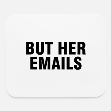 Email But her emails - Mouse Pad