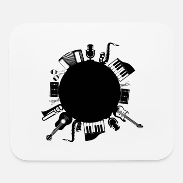 Musical Instrument Musical instruments - Mouse Pad