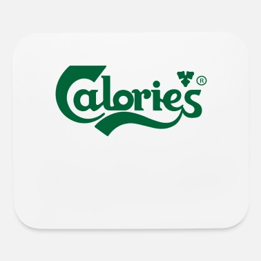 Calories calories beer - Mouse Pad