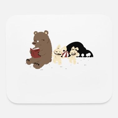 Fun fun dude fun - Mouse Pad