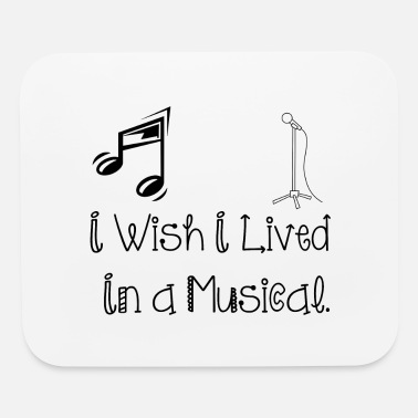 Lively live in musical - Mouse Pad