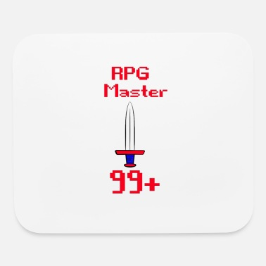 Rpg Rpg Master - Mouse Pad