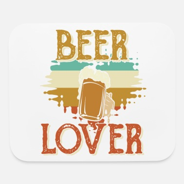 Beer Tent beer beer lover beer tent boozing - Mouse Pad