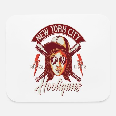 5 Boroughs New York City Hooligans - Mouse Pad