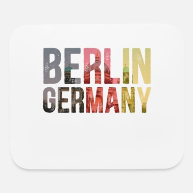 Cityscape Berlin Germany Capital City - Mouse Pad